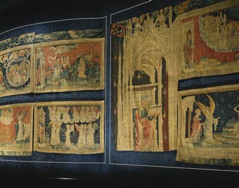 Chateau D Angers Tapisserie by La Tapisserie De L Apocalypse Pass 233 E 224 La Loupe