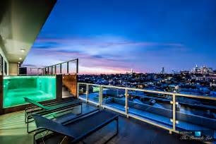 Modern Luxury Homes Interior Design Cubo Penthouse 59 Coppin Street Richmond Melbourne