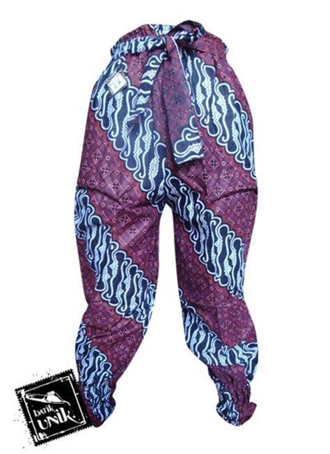 Celana Aladin Motif Grosir Celana Aladin Saquilla Ukuran L celana batik aladin motif parang pancing bawahan rok murah batikunik