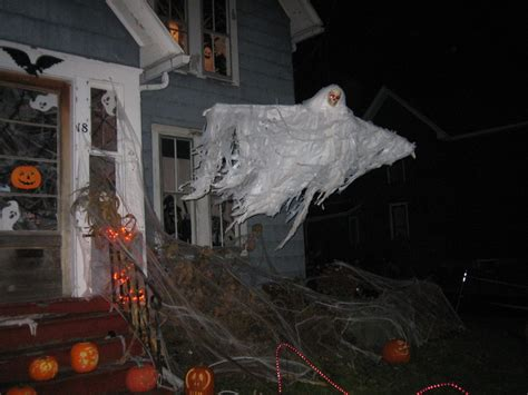 2008 Yard Haunt 1 By Char739 On Deviantart Backyard Haunted House Ideas