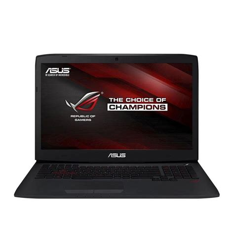 Laptop Asus I7 Ram 16gb asus rog g751jt t7250t 17 3 quot gaming laptop i7 4750hq 16gb ram 1tb 128gb ssd