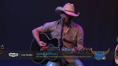 tattoos on this town jason aldean jason aldean quot tattoos on this town quot 98 7 the bull