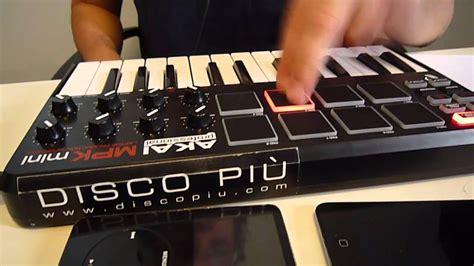 akai mpk mini tutorial 1 sle triggering basics 11 production akai mpk mini ableton live 8