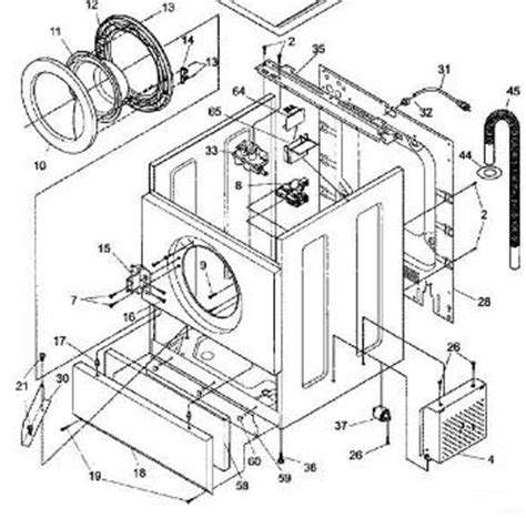 lg front load washer parts diagram front load washers lg front load washer parts diagram