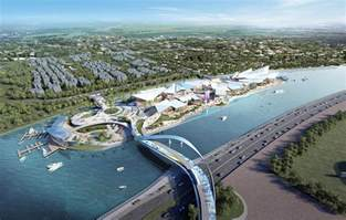 Housing Plans benoy unveils newest hainan island plans archdaily
