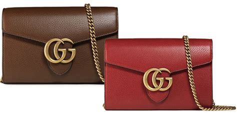 Gucci Marmont Wallet On Chain gucci marmont woc wallet on chain
