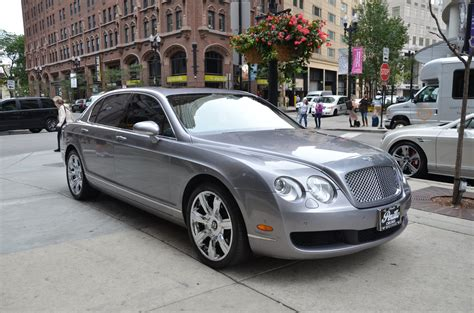 bentley flying spur 2007 2007 bentley continental flying spur stock b880ab for