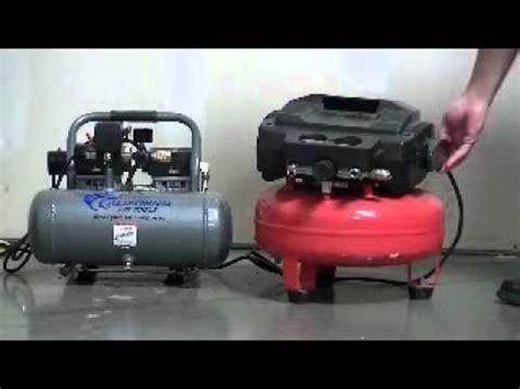 new lightweight quot no rusting quot air compressor