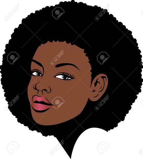 afro hairstyles vector afro stock photos and clipart