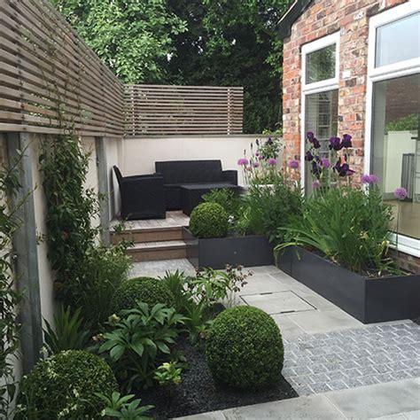 Patio Designs Manchester Bowden House Near Manchester Aralia Garden Design