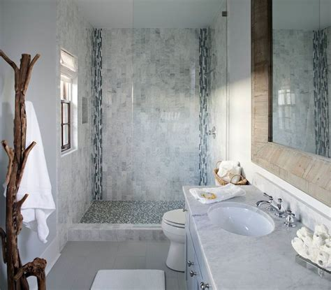 bathroom mirror surrounds summer house style bathrooms blue walls white