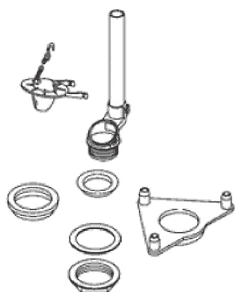 Plumbing Supplies Bolton by Bolton Toilet Repair Parts By Kohler