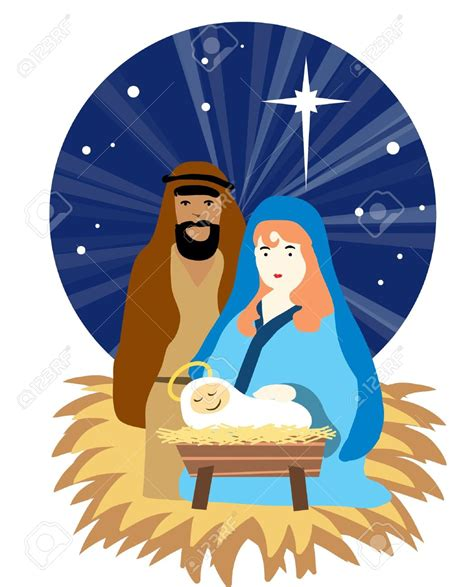 clipart presepe nativity animals clipart 79