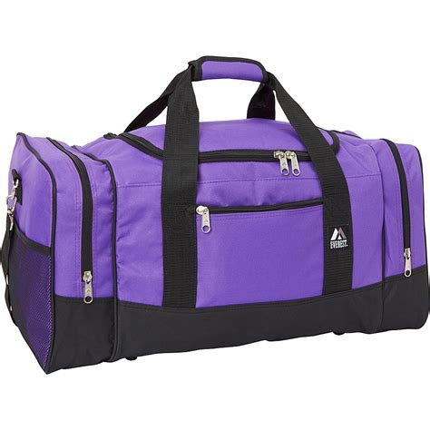 Bags Sporty everest 25 quot sporty gear bag 5 colors all purpose duffel