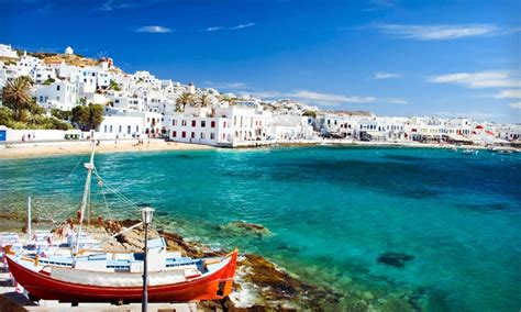 eight day island vacation with airfare in athens gr groupon getaways