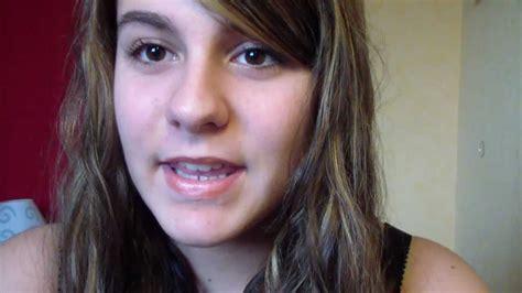 A French Girl Talk English Youtube