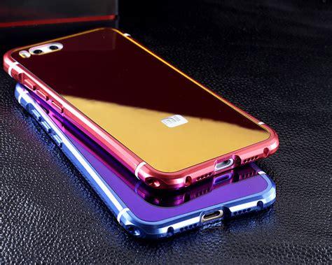 Xiaomi Vivo Y28 Metal Armor Bumper Casing Cover Sarung Gagah iy rainbow aluminum metal bumper dazzle pc back cover