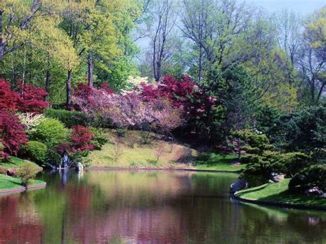 top world travel destinations missouri botanical garden usa