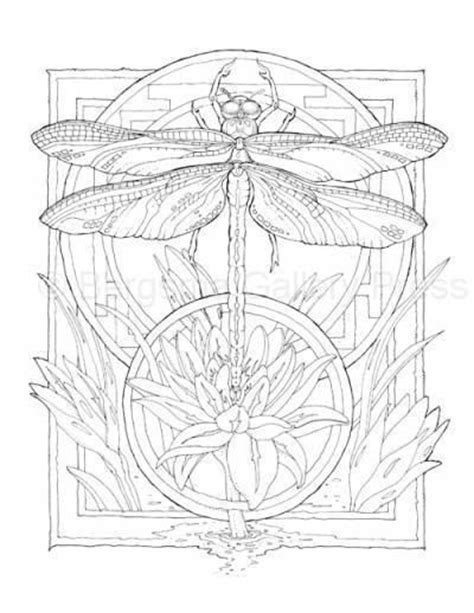 dragonfly mandala coloring pages dragonfly coloring outside the lines mandalas