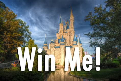 Cinderella Castle Suite Sweepstakes 2016 - win a trip to disney in january with flip side disney mousemisers