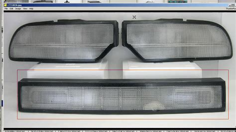 s13 clear tail lights chuuki tail light set s13 180sx full white special made