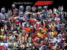 Figure Robot Satria Baja Hitam Buster duniaku sejarah dan jenis jenis kamen rider