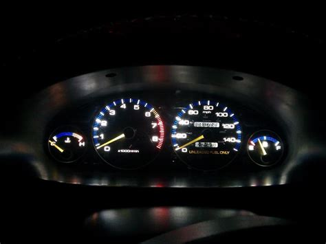 instrument cluster lights honda tech honda forum