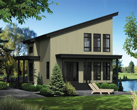 vacation home plans compact vacation house plan 80818pm architectural