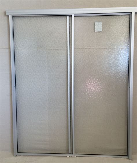 anchors for fiberglass shower doors shower by pass door royal durham supply