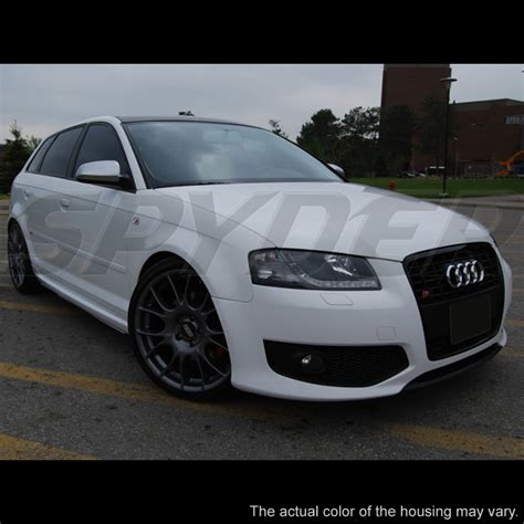 Audi A3 Led by 2006 2008 Audi A3 R8 Style Led Drl Projector Headlights