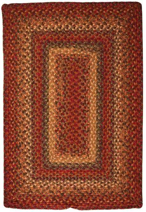 Homespice Rugs by Homespice Decor Neverland Braided Area Rug Collection