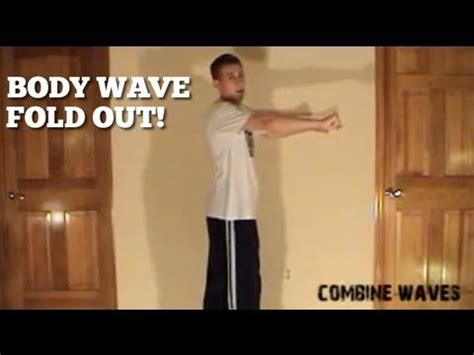 tutorial wave dance best dance tutorial lesson body wave youtube