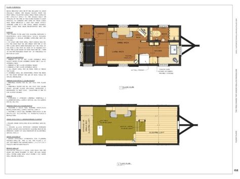 free tiny house floor plans free tiny house plans 160 sq ft rolling bungalow