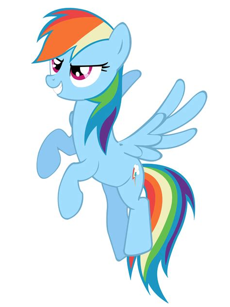 my little pony rainbow dash flying flying rainbow dash vector by masterrottweiler on deviantart