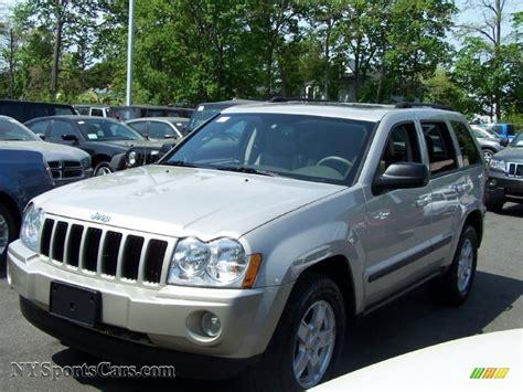 silver jeep grand cherokee 2007 2007 jeep grand cherokee laredo 4x4 in bright silver