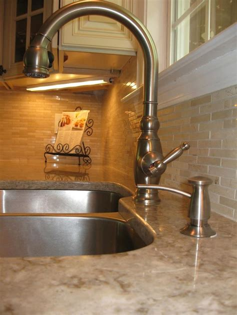 Kitchen Faucets Atlanta by Superb Kohler Kitchen Faucets In Traditional Atlanta With Quasar Silestone Next To Caesarstone