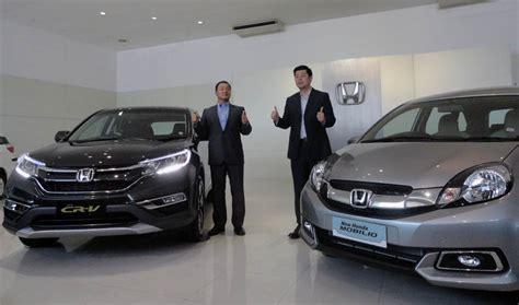 New Fogl Mobil Honda Mobilio new mobilio dan new cr v prestige fender dua mobil baru honda di awal 2016 autos id