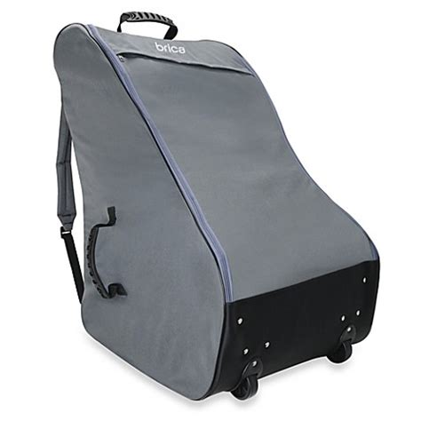 brica car seat canopy brica 174 cover guard car seat travel tote buybuy baby