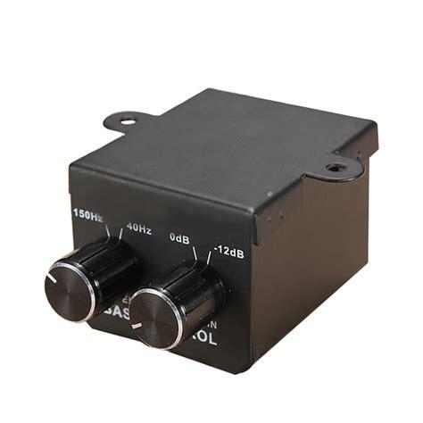 Rca Volume Knob by Car Lifier Rca Gain Level Volume Knob Booster Audio