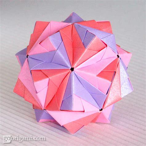 Origami Sonobe - origami sonobe gallery go origami