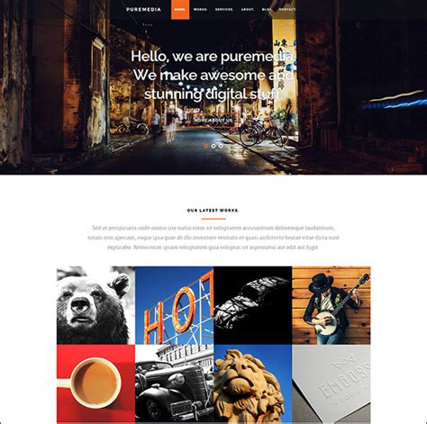 Free Website Templates Php by 35 Free Php Website Templates Themes Free Premium