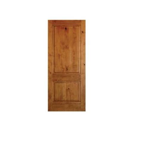 solid interior doors home depot krosswood doors 32 in x 80 in rustic knotty alder 2