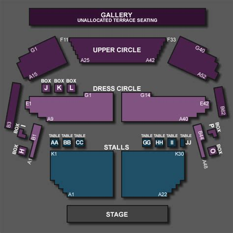 Floor Plan O2 Arena London by An Evening With King Crimson Tickets For London Hackney