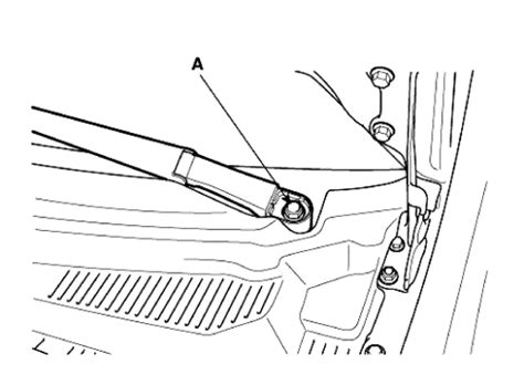 windshield wiper assembly diagram repair guides wipers washers windshield wiper