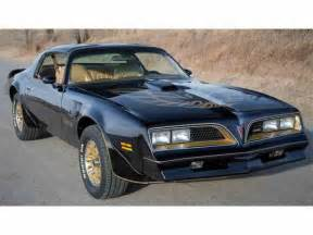 Pontiac Trans Am Firebird 1977 Pontiac Firebird Trans Am For Sale On Classiccars