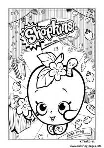 Print Shopkins Kifesto 003 Coloring Pages Free Printable sketch template