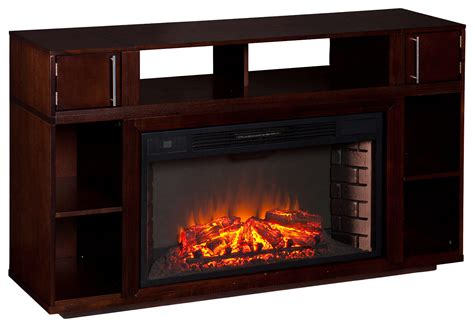 Best Electric Fireplace Free Sei Sei Bexley Media Electric Fireplace Brown Fe9024 Best Buy