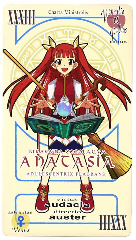 Mahou Sensei Negima 169 Read Anya Cocolava Negima Pinterest Anime Manga And