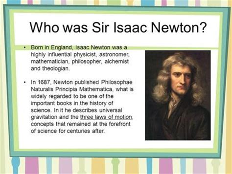 isaac newton mini biography sir isaac newton biography essay educationcoursework x