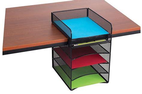 desk drawer file organizer mesh hanging desk organizer file folder letter tray